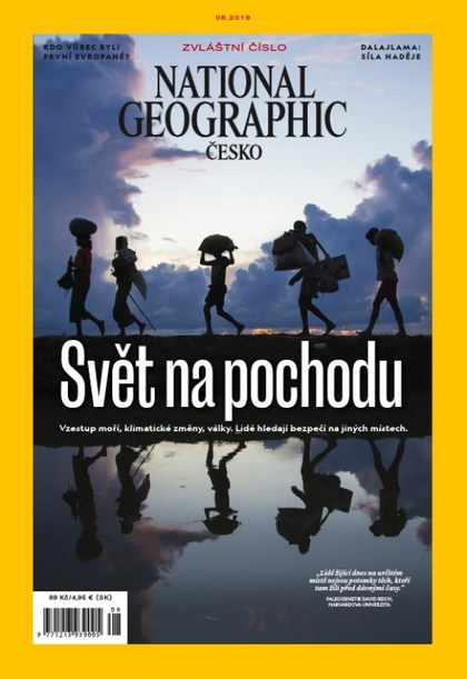 National Geographic 08/2019